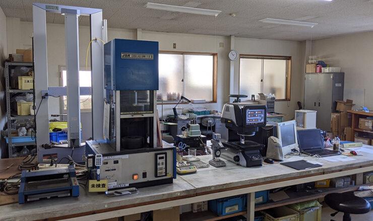 物性試験・材料検査-試験室イメージ