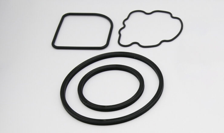 Oリングの特徴と種類イメージ
