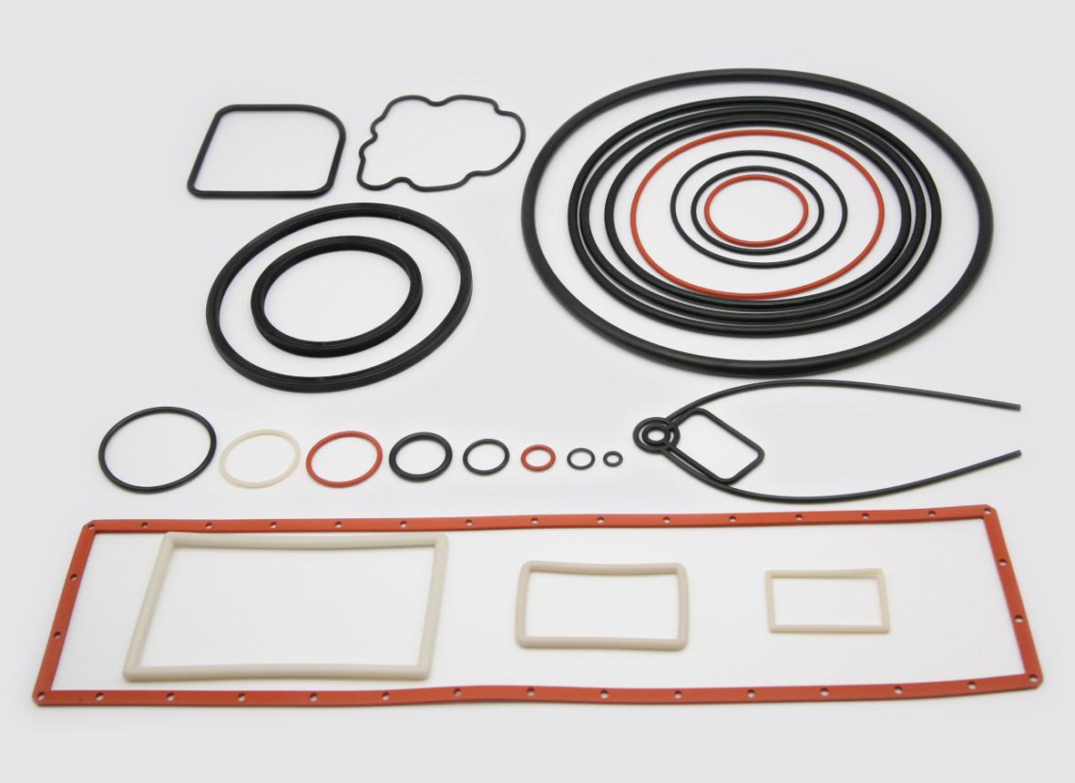 製品案内-自動車用ゴム製品イメージ
